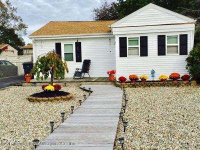 Toms River Single Family Home Under Contract: 539 Lillie Road