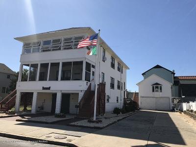 Seaside Park Multi Family Home For Sale: 125 G Street