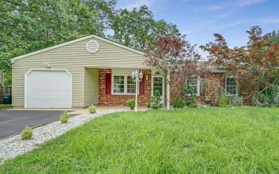 Howell Single Family Home For Sale: 39 Pine Needle Street