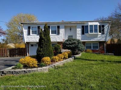 Neptune Township Single Family Home For Sale: 2006 Belmar Boulevard