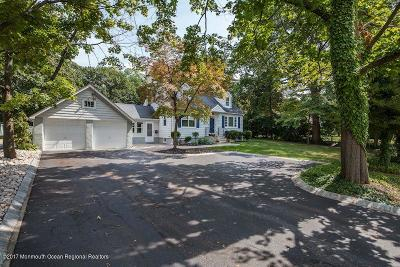 Holmdel Single Family Home Under Contract: 705 Holmdel Road