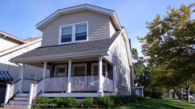 Asbury Park Rental For Rent: 901 Sunset Avenue