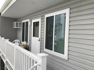 Seaside Park Condo/Townhouse Under Contract: 28 K Street #3