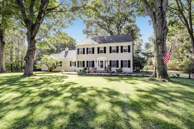 Freehold Single Family Home For Sale: 46 Dutch Lane Road