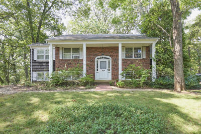 Monmouth County Single Family Home Under Contract: 34 Keystone Drive