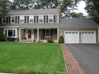 Toms River Single Family Home For Sale: 1745 Rolling Ridge Lane