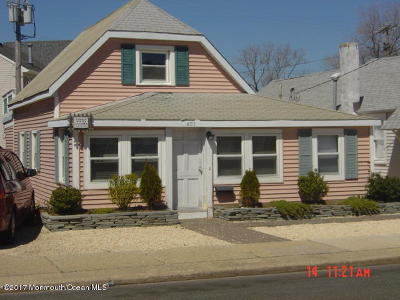 Manasquan Rental For Rent: 421 1st Avenue