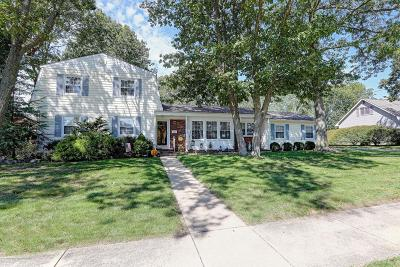 Howell Single Family Home For Sale: 107 Salem Hill Road