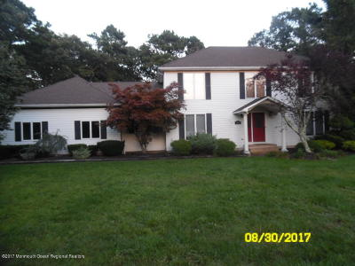 Toms River Single Family Home For Sale: 1228 Mercedes Bnd