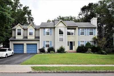 Toms River Single Family Home For Sale: 2025 Brookewood Drive