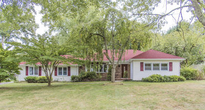 Red Bank Single Family Home For Sale: 88 Rutledge Drive