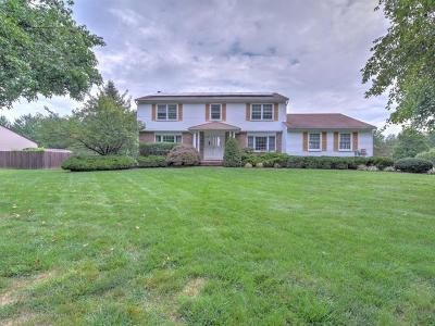 Freehold Single Family Home For Sale: 14 Jefferson Court