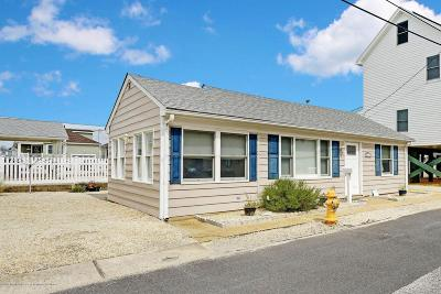 Lavallette Single Family Home Under Contract: 224 Kathryn Street