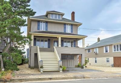 Seaside Park Single Family Home For Sale: 39 10th Avenue