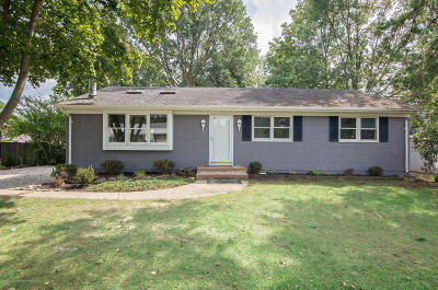 Beachwood Single Family Home For Sale: 1237 Cable Avenue