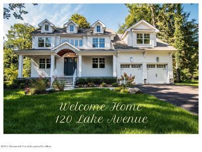 Fair Haven Single Family Home For Sale: 120 Lake Avenue