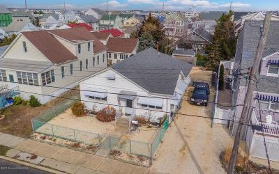Seaside Park Single Family Home For Sale: 110 G Street
