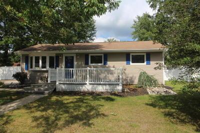 Jackson Single Family Home For Sale: 28 Georgian Boulevard