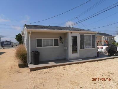 Lavallette Single Family Home For Sale: 34 E Sandpiper Way