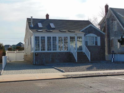 Point Pleasant Single Family Home Under Contract: 34 Parkway
