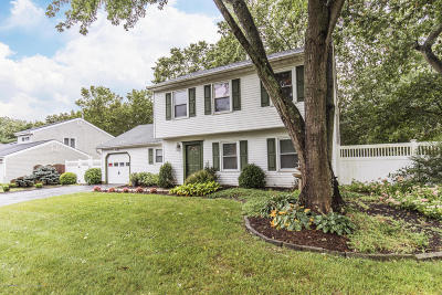 Toms River Single Family Home For Sale: 1466 Arapaho Court