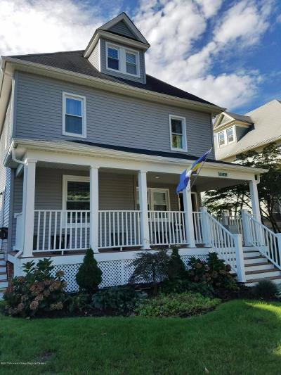 Asbury Park Rental For Rent: 1102 5th Avenue