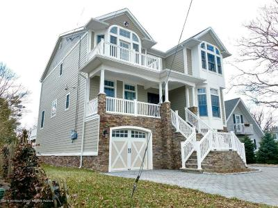 Point Pleasant Single Family Home For Sale: 199 Bridge Avenue