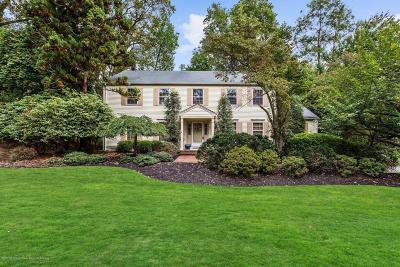 Colts Neck Single Family Home For Sale: 5 Spring Garden Avenue