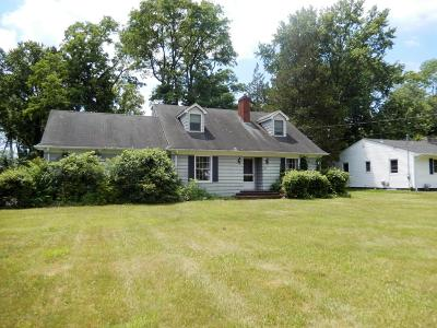 Freehold Single Family Home For Sale: 60 Lake Drive