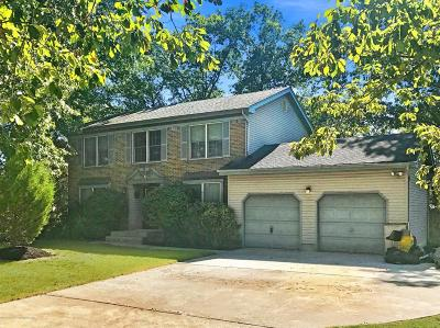 Ocean County Single Family Home For Sale: 581 Bennetts Mills Road