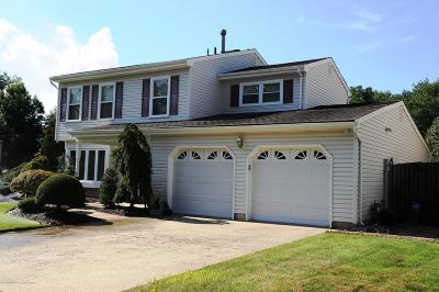 Howell Single Family Home For Sale: 5 Remsen Drive