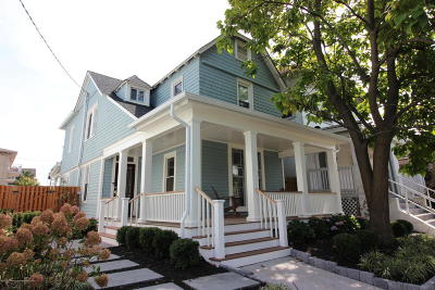 Asbury Park Rental For Rent: 1206 Heck Street