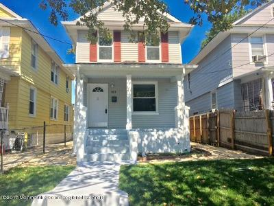 Asbury Park Rental Under Contract: 1013 1st Avenue