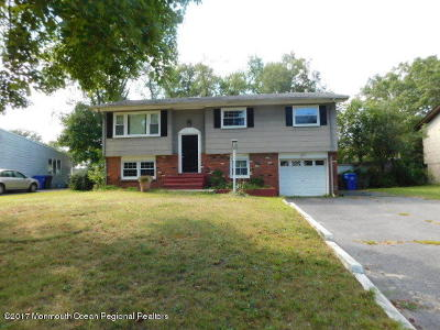 Toms River Single Family Home For Sale: 578 Vaughn Avenue