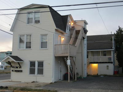 Seaside Heights Multi Family Home Under Contract: 138 Porter Avenue