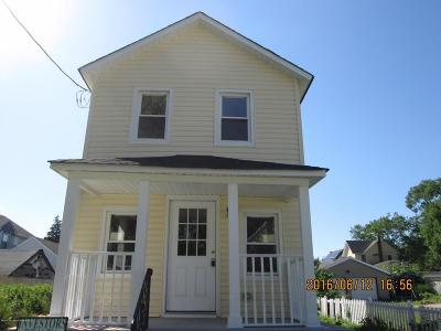Aberdeen, Matawan Single Family Home For Sale: 26 Orchard Street