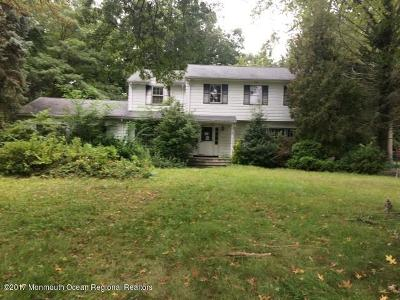 Freehold Single Family Home Sold: 27 Hampton Drive