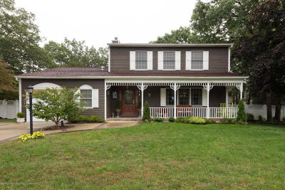 Brick Single Family Home For Sale: 318 Tina Lee Court