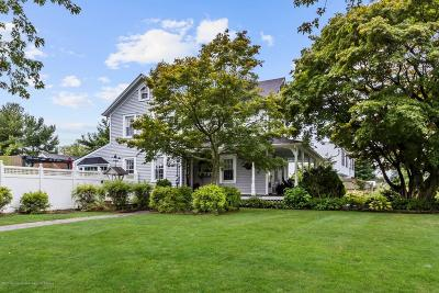 Monmouth County Single Family Home For Sale: 1903 Belmar Boulevard