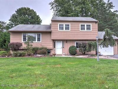Monmouth County Single Family Home For Sale: 19 Whitman Boulevard
