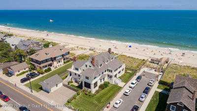 Bay Head Single Family Home For Sale: 695 East Avenue