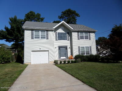 Toms River Single Family Home For Sale: 733 10th Avenue
