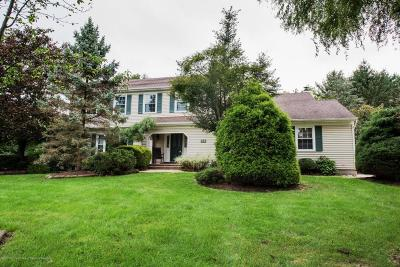 Monmouth County Single Family Home For Sale: 122 Four Winds Drive