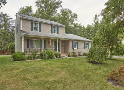 Monmouth County Single Family Home For Sale: 364 Harmony Road