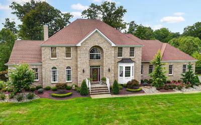 Freehold Single Family Home For Sale: 14 Breckenridge Court