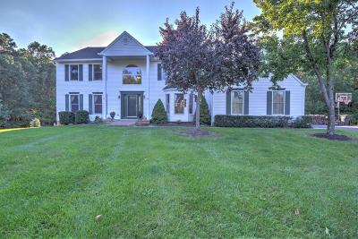 Ocean County Single Family Home For Sale: 14 Sandcastle Court