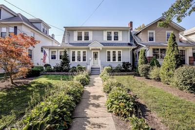 Asbury Park Single Family Home Under Contract: 1114 Sunset Avenue