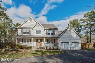 Ocean County Single Family Home For Sale: 681 Toms River Road