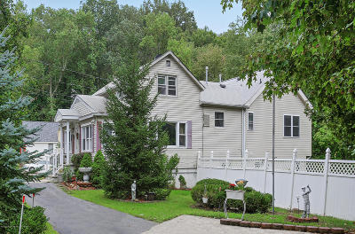 Monmouth County Single Family Home For Sale: 844 Holmdel Road