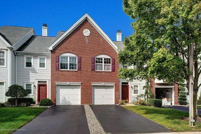 Monmouth County Condo/Townhouse For Sale: 4 Stagecoach Drive